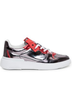 Givenchy Mænd Sneakers - Wing Panelled Low-Top Sneakers