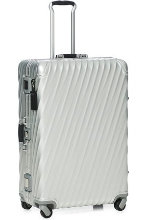 Tumi Mænd Kufferter - Extended Trip Aluminum Packing Case Silver