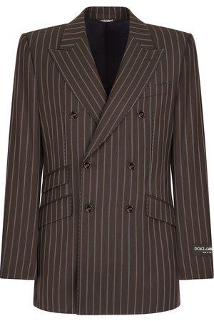 Dolce & Gabbana Nålestribet jakkesæt