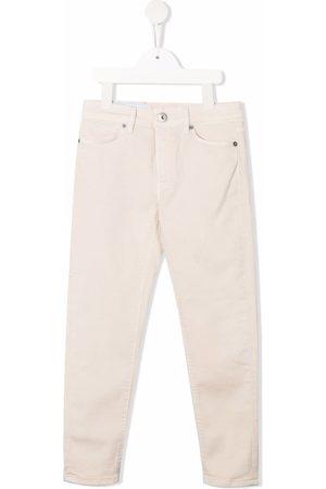 Dondup Mid-rise straight-leg jeans