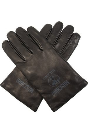 Moschino Leather gloves