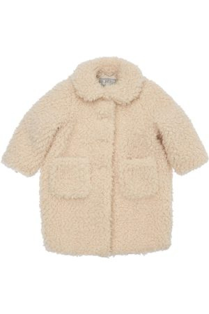 IL GUFO Faux Fur Coat