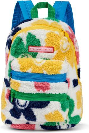 Stella McCartney Smiley Flowers backpack