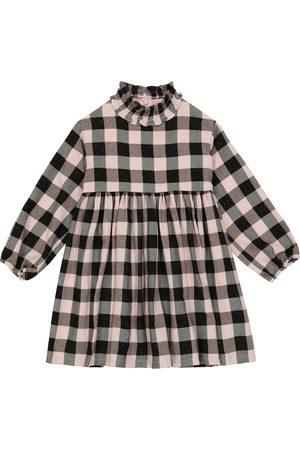 Il Gufo Checked dress