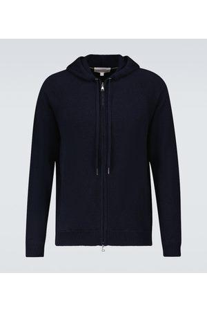 DEREK ROSE Finley 2 zipped cashmere sweater