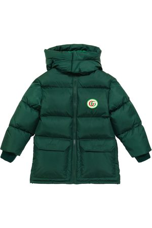 Gucci Quilted down coat