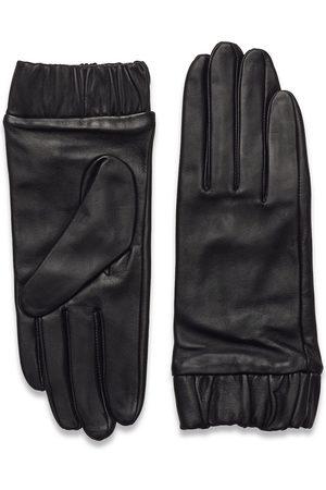 DAY et Day Leather Scrunchie Glove Handsker