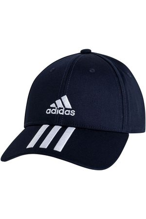adidas Baseball Kasket 3-Stripes Twill - Navy/Hvid