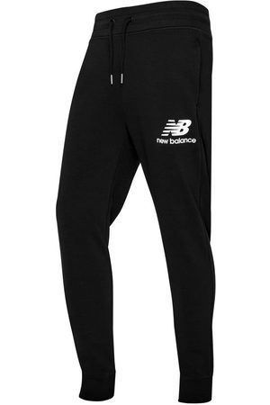 New Balance Essential Sweatpants Slim Fit - /Hvid