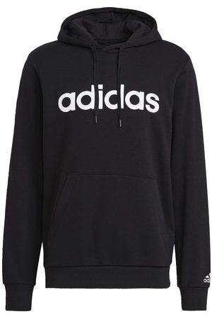 adidas Mænd Sweatshirts - Essentials French Terry Linear Logo hættetrøje