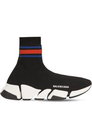 BALENCIAGA 30mm Speed 2.0 Knit Sneakers