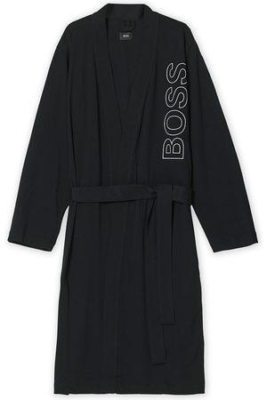 HUGO BOSS Mænd Badekåber - Identity Kimono Black