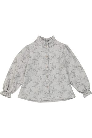 PAADE Floral cotton shirt