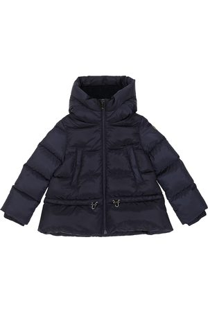 Il gufo Hooded down jacket