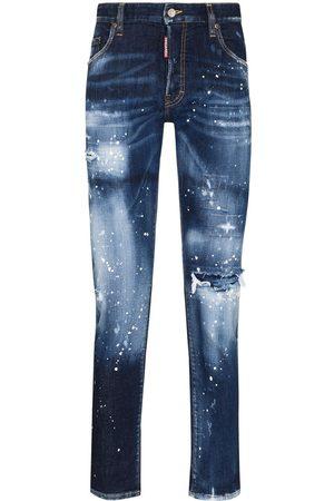 Dsquared2 Mænd Skinny - Skater skinny-jeans