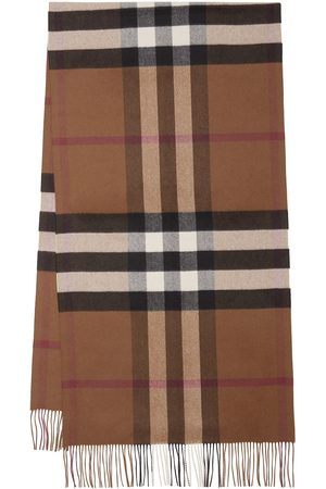 Burberry Oversize ternet tørklæde