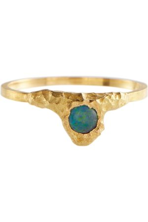 Orit Elhanati Exclusive to Mytheresa – 18kt gold ring with opal