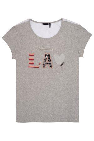 Ikks T-shirts m. korte ærmer ZOKO