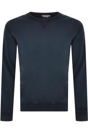 Replay Mænd Sweatshirts - Crew Neck Sweatshirt