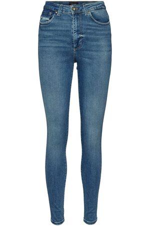 VERO MODA Kvinder High waist - High Waist Skinny Fit Jeans Kvinder