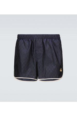 Gucci GG nylon swim shorts