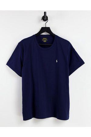 Polo Ralph Lauren Marineblå lounge t-shirt med logo