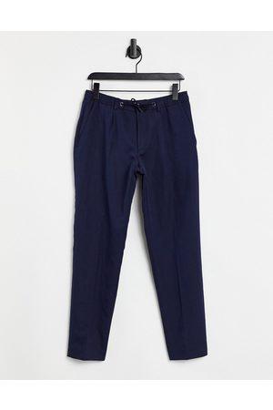 HUGO BOSS Business Bardon - Bukser med løbesnor
