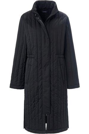 Mybc Quiltet frakke ståkrave Fra