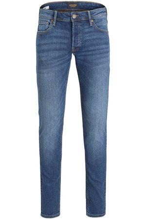 """JACK & JONES Mænd Slim - Glenn Original Na 636 Slim Fit Jeans Mænd Blue"""",""""Brown"""
