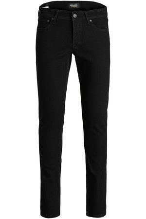 """JACK & JONES Mænd Slim - Glenn Original Na 642 Slim Fit Jeans Mænd Black"""",""""Brown"""