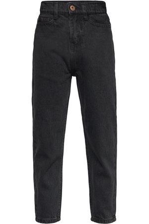Grunt Børn Jeans - Mom Dusk Black Jeans