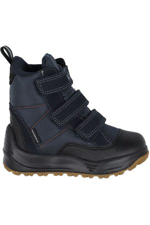 Woden Vinterstøvler - Adrian - Tex - Navy