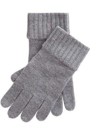 Ralph Lauren Polo Handsker - Merino Uld - Grey