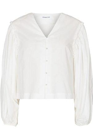 Designers Remix Skjorte - Sandra - Cream