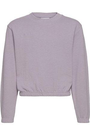 Grunt Børn Sweatshirts - Joan Crew Sweat Sweatshirt Trøje