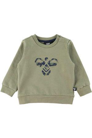 Hummel Sweatshirts - Sweatshirt - hmlCitrus - Armygrøn