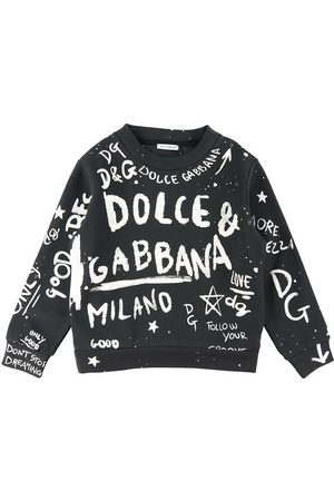Dolce & Gabbana Sweatshirts - Sweatshirt - DG Next - m. /Graffiti