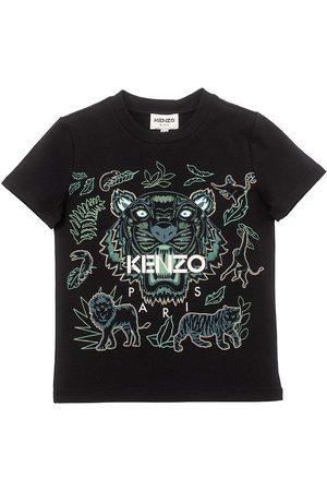 Kenzo Kortærmede - T-shirt - m. Tiger