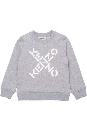 Kenzo Sweatshirts - Sweatshirt - Gråmeleret m.