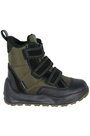 Woden Vinterstøvler - Vinterstøvler - Adrian - Tex - Dark Olive