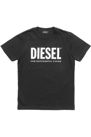 Diesel Kortærmede - T-Shirt - Tusty - m. Logo