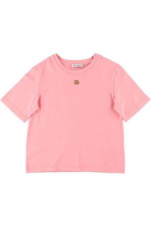 Dolce & Gabbana T-shirt - Essentials - Light Candy Rose