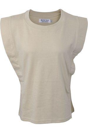 Hound T-shirt - Ecru