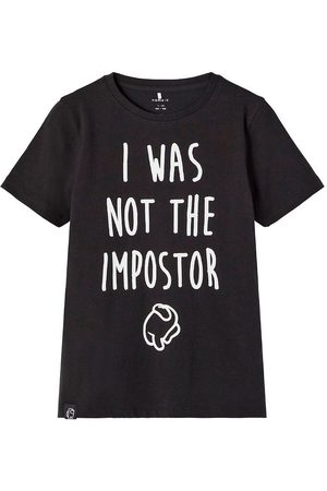 NAME IT Kortærmede - T-Shirt - NkmAmongUs