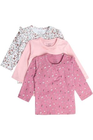 Hust and Claire Bluser - Bluse - 3-pak - Alda - Dusty Rose