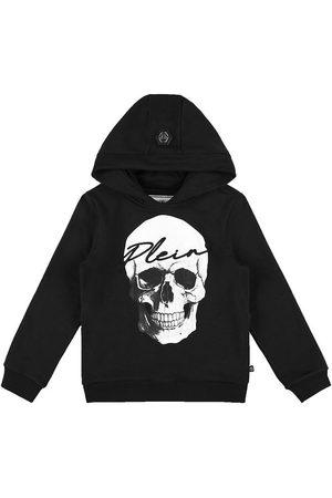 Philipp Plein Sweatshirts - Hættetrøje - Stones Skull - Black
