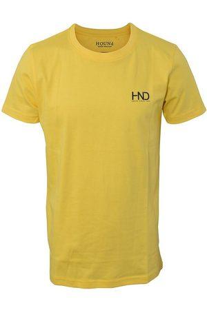 Hound T-shirt - Lemon Yellow