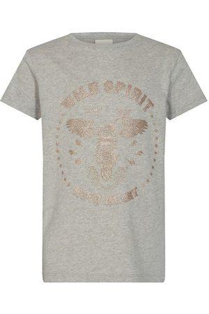 PETIT by Sofie Schnoor T-Shirt - Gråmeleret
