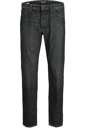 """JACK & JONES Mænd Jeans - Chris Original Am 993 Loose Fit Jeans Mænd Black"""",""""Brown"""