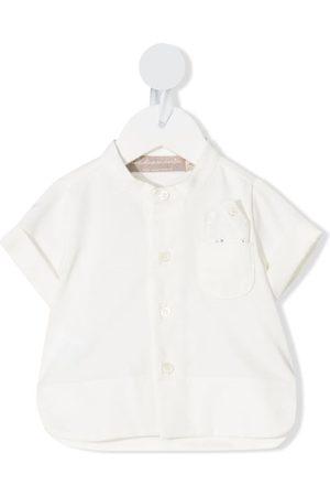 LA STUPENDERIA Drenge Kortærmede skjorter - Skjorte med korte ærmer